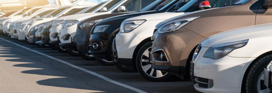 Acheter des voitures d'occasion