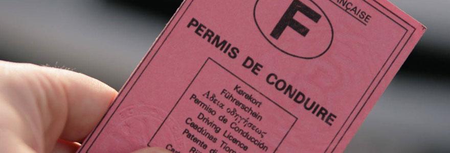 Demander un permis de conduire en ligne