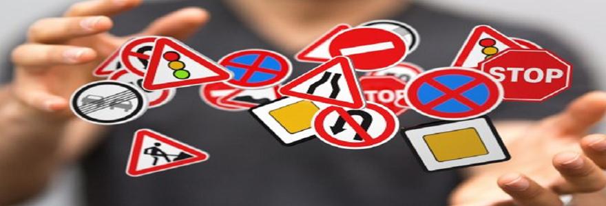 règles de circulation routière